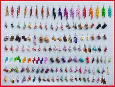 LOT 30 paires BIJOUX GOURMANDS FUNNY EARRINGS BOUCLES D'OREILLE LOT REVENDEURS
