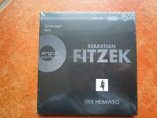 "Sebastian Fitzek ""DER HEIMWEG"",1 mp3-CD,neu,OVP,ohne Porto"