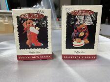 hallmark keepsake collectors series ornaments