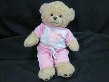 TALKING I LOVE YOU BUILD A BEAR BEST FRIENDS FOREVER BFF CHEER PANTS TEDDY PLUSH