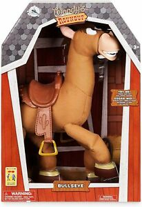 Disney Toy Story 4 Deluxe Bullseye Doll With Sounds Toy Detector Bulls Eye
