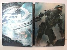 HALO 4 Steelbook - Format G1 - Sans le jeu - Bon état