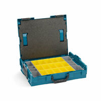Bosch Sortimo L-Boxx 102 limited Edition (makita style) inkl. Insetboxenset B3