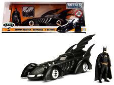 JADA 98036 - 1/24 BATMAN 1995 BATMOBILE BATMAN FOREVER WITH BATMAN FIGURE