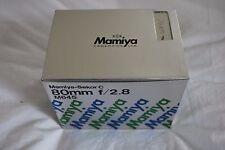 Mamiya Sekor C 80MM Lente de F2.8 - M645-Inmaculada