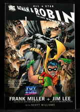 DC Comics All-Star Batman & Robin 2009 Jim Lee Frank Miller Trade TPB