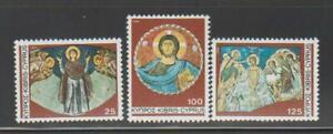 CHRISTMAS STAMPS CYPRUS KIBRIS 1981 CHRISTMAS MNH - XMAS74