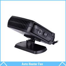 Portable auto Heater Fan Defroster Demister Dc 12V 120W by car cigarette socket