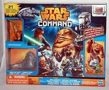 Star Wars Command Epic Assault Rancor Revenge Jabba Hutt 15 Figures & 6 Vehicles