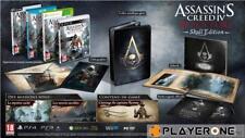 XBOX 360: ASSASSIN'S CREED IV BLACK FLAG SKULL EDITION (NEUF)
