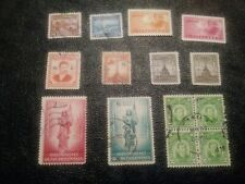Philippines set of 14 stamps. Mixed, mostly used.