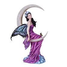 Amethyst Moon Fairy Figurine Faery Figure Nene Thomas faerie angel statue
