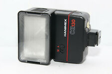 FLASH HANIMEX CZ130 Piedino Standard a 1 Polo Parabola Zoom Canon Nikon Pentax