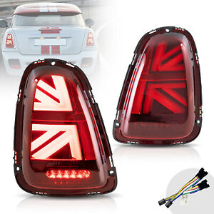 VLAND LED Rear Lights For Mini Cooper R55 R56 R57 R58 R59 2007-2013 Tail Lamps