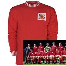 Nottingham Forest retro style football soccer shirt