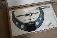 Mitutoyo Metric 175-200mm Range Micrometer