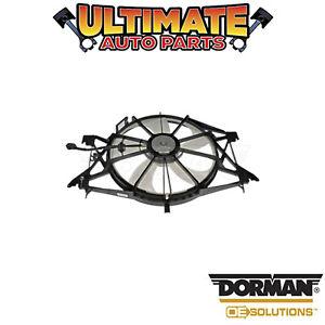 Dorman: 620-060 - A/C Condenser Fan Assembly