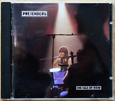 The Isle of View by The Pretenders [Canada -  WEA ‎ CD12059 - 1995] - MINT
