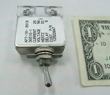 Airpax 25A Fully Sealed Aircraft Circuit Breaker Toggle Switches, AP7-1R-36516-1