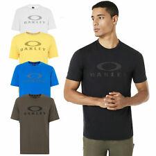 Oakley O Bark Short Sleeve Herren T-Shirt Freizeitshirt Kurzarm-Shirt NEU