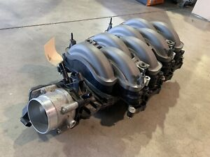 2011 - 2014 mustang Intake manifold GT 5.0 coyote and throttle body