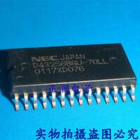 1pcs NEW D43256BGU-70LL Encapsulation:SOP #Q2879 ZX