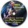 NEIL YOUNG STYLE AUDIO CD FOLK COUNTRY ROCK GUITAR BACKING TRACKS