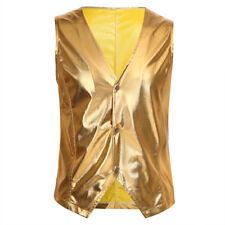 80s Rappers MC Hammer Vanilla Ice Old School Adult Mens Vest Costume Clubwear XL