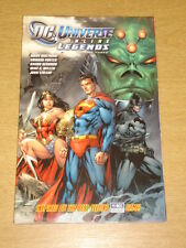 DC UNIVERSE ONLINE LEGENDS VOL 3 DC COMICS GN SUPERMAN BATMAN < 9781401234737