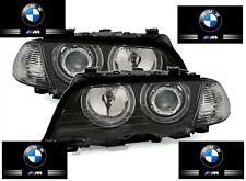 2 FEUX FEU PHARE AVANT BMW SERIE 3 E46 BERLINE 98 a 08/01 320D 330D + CLIGNOTANT