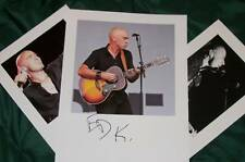 Ed Kowalczyk Autographed Photo &
