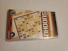 Go! Sudoku - Sony PSP Sumo Digital Ubisoft Rated E for Everyone