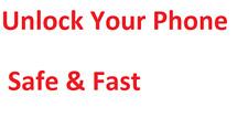 HTC UNLOCK UNLOCKING CODE DESIRE WILDFIRE ONE 520 626 A9S A9 M7 M8 M8S M9 10 X10