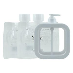 [Y.N.M] Gentle Make-Up Cleansing Water 240ml (1+1) / Korea Cosmetic