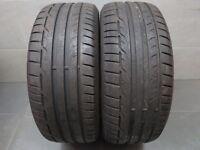 2x Neumáticos de verano empresa Maxx deporte RT 225/45 R17 91W MFS PUNTO: 3313