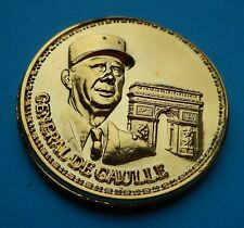 Général De Gaulle - Président - 50ème anniversaire Libération - 1994