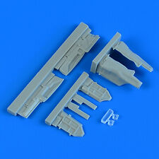 Quickboost 48905 1/48 Resin Mikoyan MiG-29 Fulcrum undercarriage covers Academy