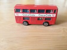 Enjoy Coca-Cola Bus Corgi Juniors