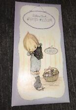 Betsey Clark Photo Album Hallmark 1974 Love Cat Kitten