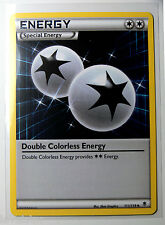 DOUBLE COLORLESS ENERGY Phantom Forces 111/119 Colourless Pokemon Card
