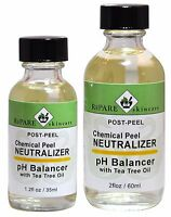 Chemical Peel Neutralizer - Glycolic, Salicylic, Lactic, Jessners, T C A Peels
