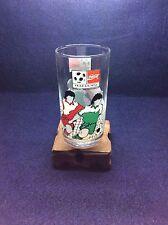 Coca-Cola Glass 1990 FIFA World Cup Italia 90 Mark Collectible - New
