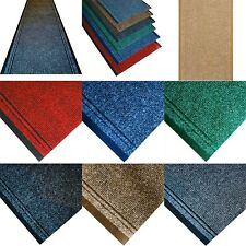 Premium Non-Slip Rug Door Mat Carpet Runner Hallway Car Boot Liner Cut To Length