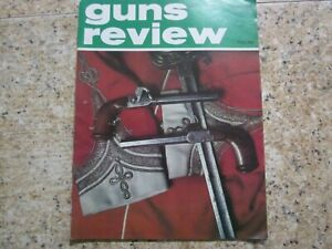 January 1978, GUNS REVIEW, Steven Murton, Bill Medlock, Tony Swinfield.