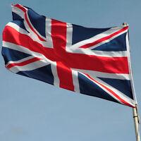 Great Britain United Kingdom Union Jack Flag UK England British Banner 5x3F I7P5
