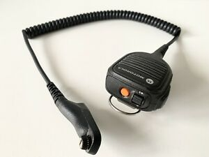 Motorola PMMN4046A DP Series Remote Speaker Mic DP4400e DP4600e DP4800e
