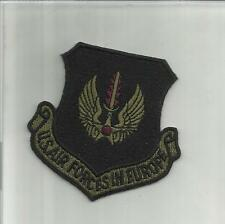 TOPPA PATCH  IN STOFFA  RICAMATA U S AIR FORCES IN EUROPE
