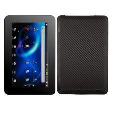 Skinomi Carbon Fiber Tablet Skin+Screen Protector for ViewSonic ViewPad 10s