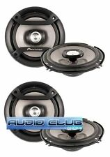 "(4) PIONEER TS-F1634R 6.5"" 200W CAR FULL RANGE AUDIO STEREO SPEAKERS"
