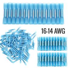 Lot cosse électrique a sertir connecteur isolé gaine thermorétractable 16-14 AWG